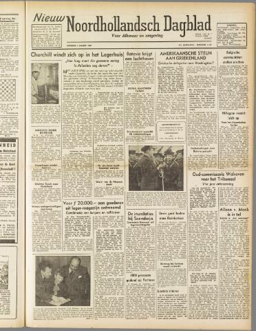 Nieuw Noordhollandsch Dagblad : voor Alkmaar en omgeving 1947-03-04
