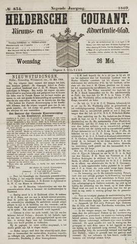 Heldersche Courant 1869-05-26