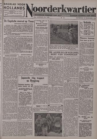 Dagblad voor Hollands Noorderkwartier 1941-12-20