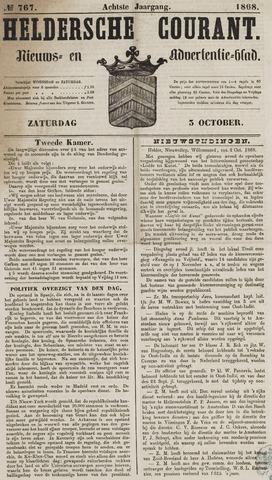 Heldersche Courant 1868-10-03