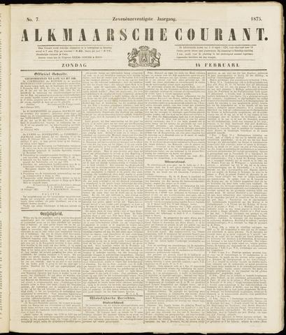 Alkmaarsche Courant 1875-02-14