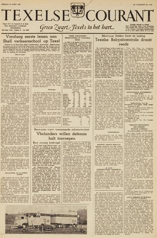 Texelsche Courant 1963-04-23