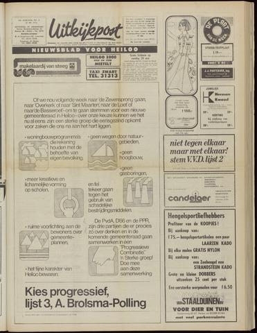Uitkijkpost : nieuwsblad voor Heiloo e.o. 1974-05-22