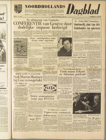 Noordhollands Dagblad : dagblad voor Alkmaar en omgeving 1959-06-11