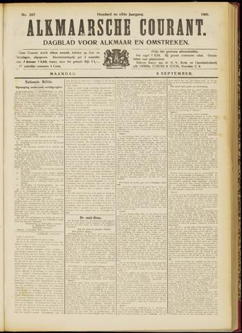 Alkmaarsche Courant 1909-09-06
