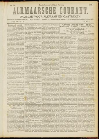 Alkmaarsche Courant 1919-05-22