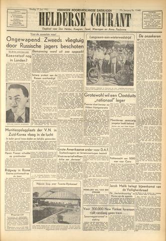 Heldersche Courant 1952-06-17
