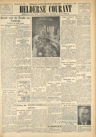Heldersche Courant 1948-07-26
