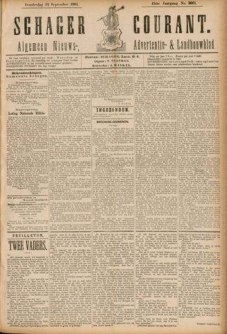 Schager Courant 1901-09-12