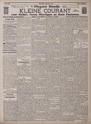 Vliegend blaadje : nieuws- en advertentiebode voor Den Helder 1913-01-04