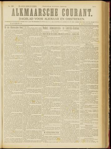 Alkmaarsche Courant 1918-08-03
