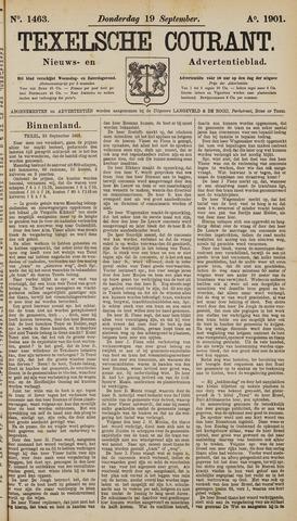 Texelsche Courant 1901-09-19
