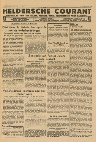 Heldersche Courant 1946-05-29