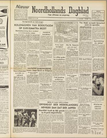 Nieuw Noordhollandsch Dagblad : voor Alkmaar en omgeving 1947-07-28