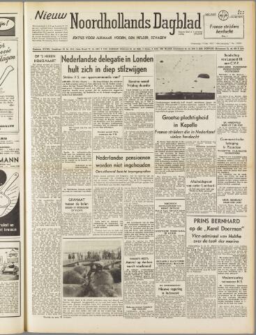 Nieuw Noordhollandsch Dagblad : voor Alkmaar en omgeving 1950-05-17