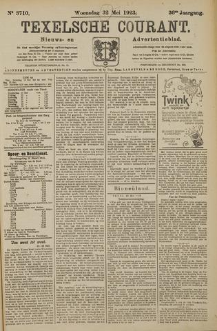 Texelsche Courant 1923-05-23