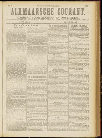 Alkmaarsche Courant 1915-02-24