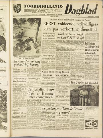 Noordhollands Dagblad : dagblad voor Alkmaar en omgeving 1960-06-23