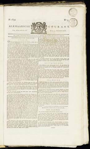 Alkmaarsche Courant 1839-02-04