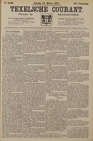 Texelsche Courant 1911-03-19