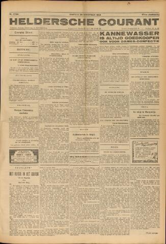 Heldersche Courant 1929-11-26