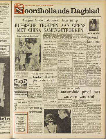 Noordhollands Dagblad : dagblad voor Alkmaar en omgeving 1967-01-30