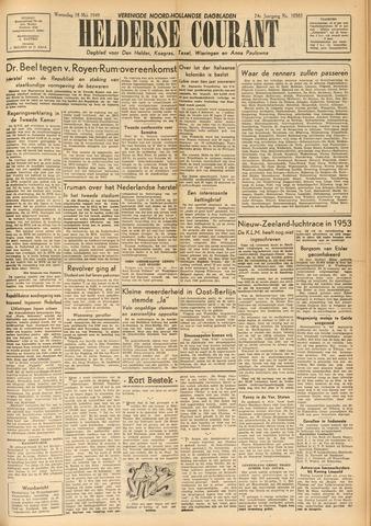 Heldersche Courant 1949-05-18