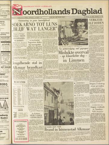 Noordhollands Dagblad : dagblad voor Alkmaar en omgeving 1964-07-27