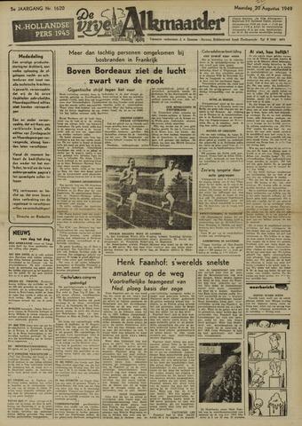 De Vrije Alkmaarder 1949-08-22