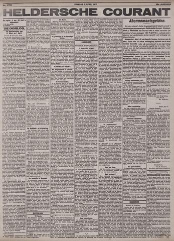 Heldersche Courant 1917-04-03