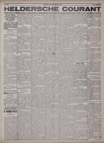 Heldersche Courant 1919-11-22