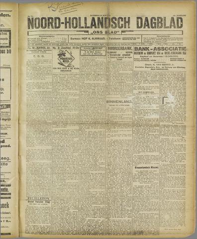 Ons Blad : katholiek nieuwsblad voor N-H 1921-06-25