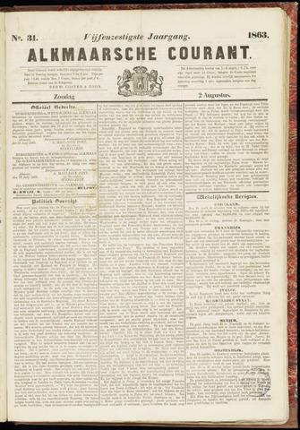 Alkmaarsche Courant 1863-08-02