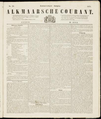 Alkmaarsche Courant 1874-07-19