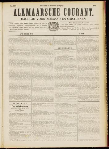 Alkmaarsche Courant 1910-05-25