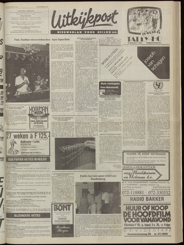 Uitkijkpost : nieuwsblad voor Heiloo e.o. 1983-09-07