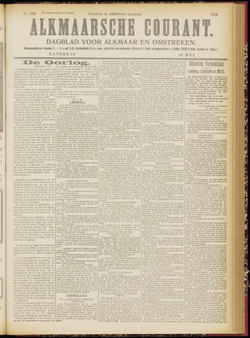 Alkmaarsche Courant 1916-05-13
