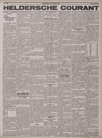 Heldersche Courant 1915-10-21