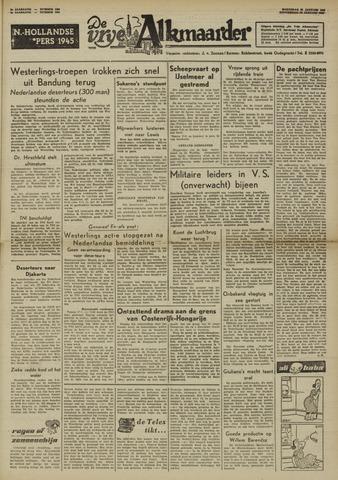 De Vrije Alkmaarder 1950-01-25