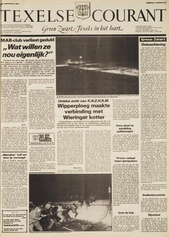 Texelsche Courant 1982-01-19
