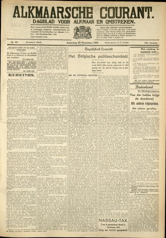 Alkmaarsche Courant 1933-12-23