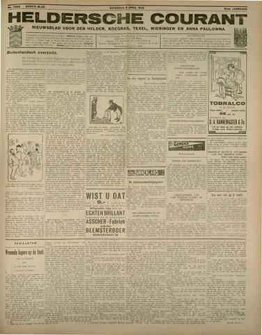 Heldersche Courant 1933-04-08