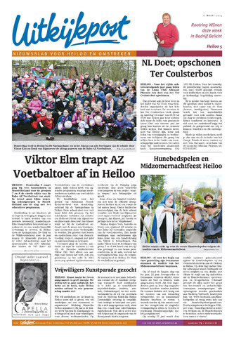 Uitkijkpost : nieuwsblad voor Heiloo e.o. 2015-03-11