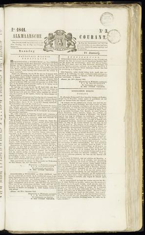 Alkmaarsche Courant 1841-01-18