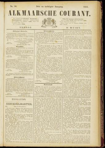 Alkmaarsche Courant 1881-03-11