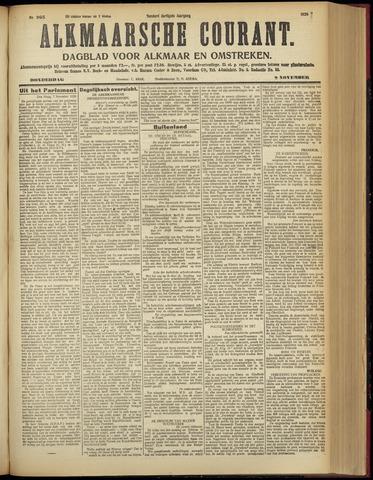 Alkmaarsche Courant 1928-11-08