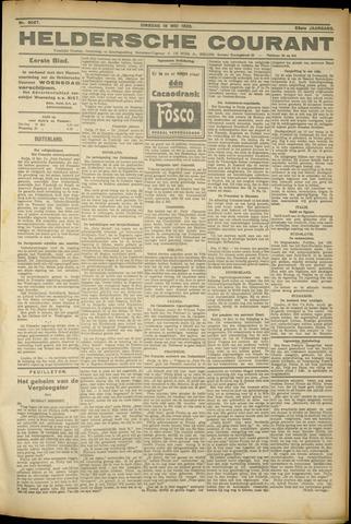 Heldersche Courant 1925-05-19