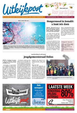 Uitkijkpost : nieuwsblad voor Heiloo e.o. 2017-03-22