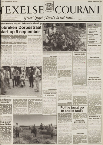 Texelsche Courant 1996-08-20