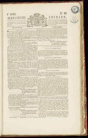 Alkmaarsche Courant 1847-12-06